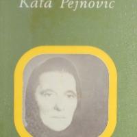 Kata Pejnovic _ zivotni put i revolucionar - Milenko Predragovic.pdf