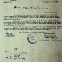 Savez kulturno-prosvjetnih društava BiH_raspis o završetku zimske kampanje opismenjavanja_01.03.1949_Sarajevo.pdf