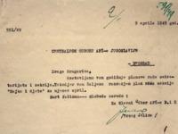 Glavni odbor AFŽ-a BiH_godišnji planovi rada sekretarijata i sekcija i sekcije Majka i dijete za mjesec april_09.04.1949_Sarajevo.pdf