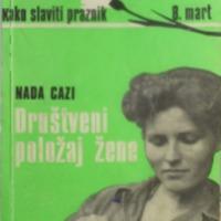 Drustveni polozaj zene - Nada Cazi.pdf